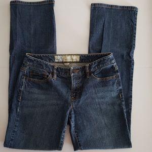 Ann Taylor Loft original bootcut blue jean…